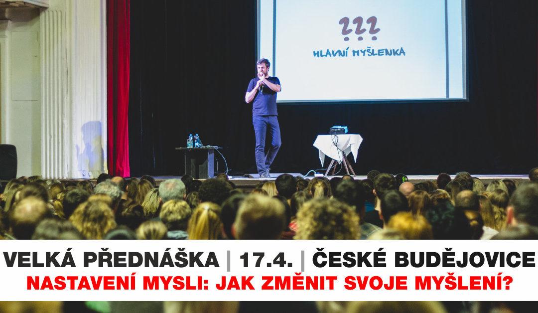 Přednáška Nastavení mysli (Petr Ludwig)